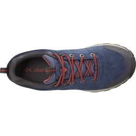 Columbia Fire Venture Low Waterproof Shoes Women blue